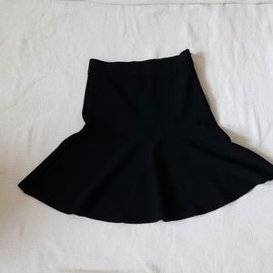 White House Black Market fit & flare skirt